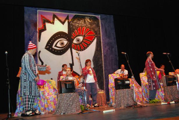 Los Pelendengues Festival Murgas Alcazar de San Juan